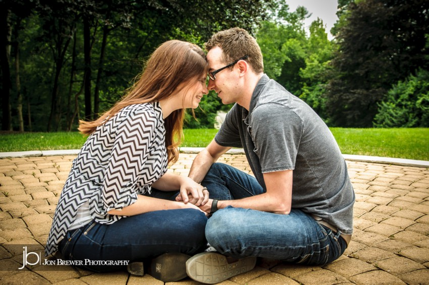 Dustin & Chelley - Indianapolis Engagement Photography Teaser