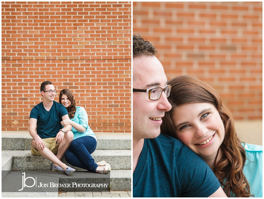 Dustin Chelley Indianapolis Engagement Photography
