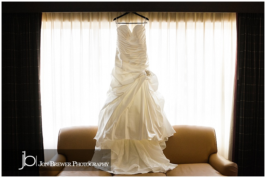 David & Liz - Indianapolis Wedding - Jon Brewer Photography